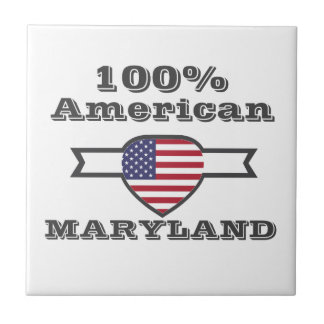 100% American, Maryland Tiles