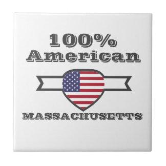 100% American, Massachusetts Tile