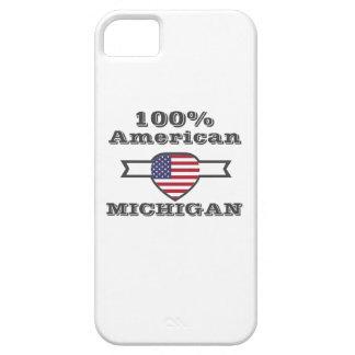 100% American, Michigan iPhone 5 Covers