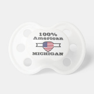 100% American, Michigan Pacifier