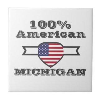 100% American, Michigan Tile