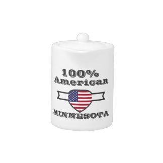 100% American, Minnesota