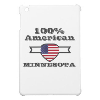 100% American, Minnesota iPad Mini Cover