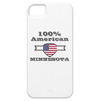 100% American, Minnesota iPhone 5 Cover