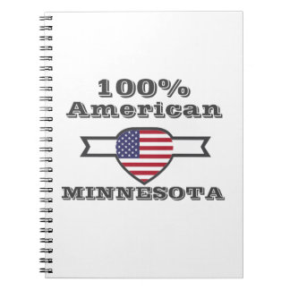 100% American, Minnesota Notebook