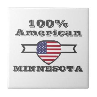 100% American, Minnesota Tile