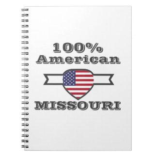 100% American, Missouri Notebook