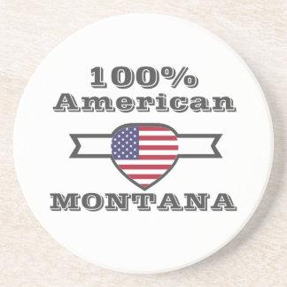 100% American, Montana Coaster