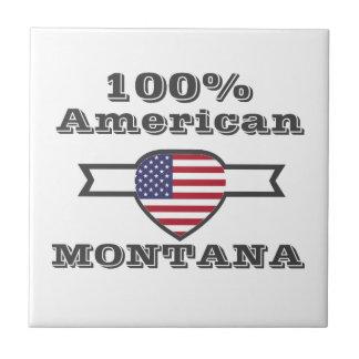100% American, Montana Tile