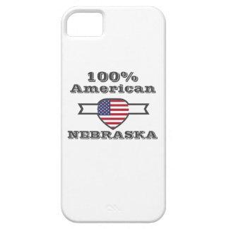 100% American, Nebraska iPhone 5 Cases