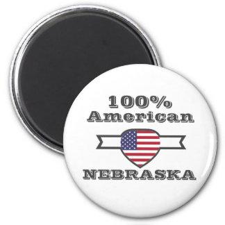 100% American, Nebraska Magnet