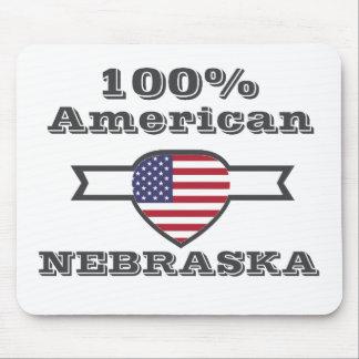 100% American, Nebraska Mouse Pad