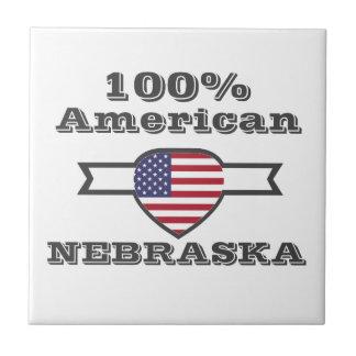 100% American, Nebraska Tile