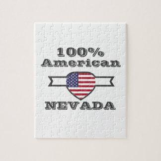 100% American, Nevada Jigsaw Puzzle
