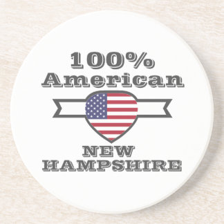 100% American, New Hampshire Coaster