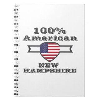 100% American, New Hampshire Notebook