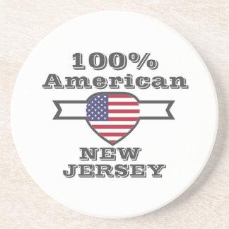 100% American, New Jersey Coaster
