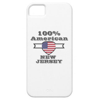 100% American, New Jersey iPhone 5 Covers