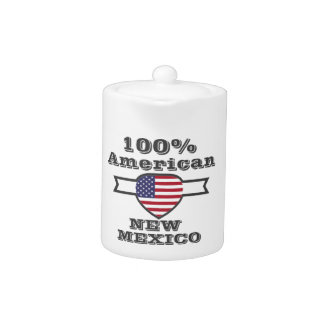 100% American, New Mexico