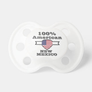100% American, New Mexico Baby Pacifier