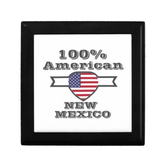 100% American, New Mexico Gift Box