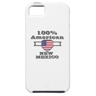 100% American, New Mexico iPhone 5 Case