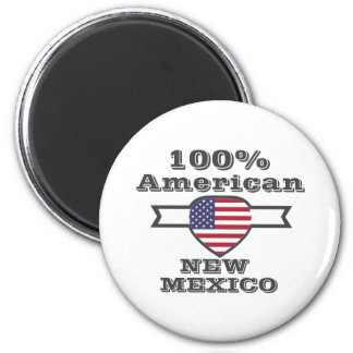100% American, New Mexico Magnet