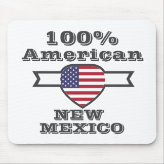 100% American, New Mexico Mouse Pad