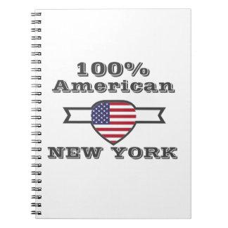 100% American, New York Notebook