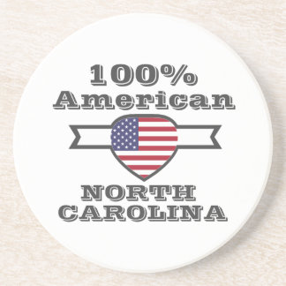 100% American, North Carolina Coaster