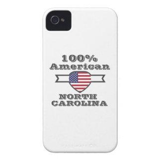 100% American, North Carolina iPhone 4 Cover