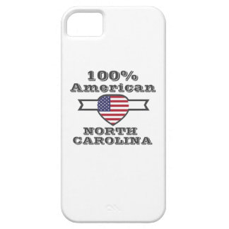 100% American, North Carolina iPhone 5 Cases