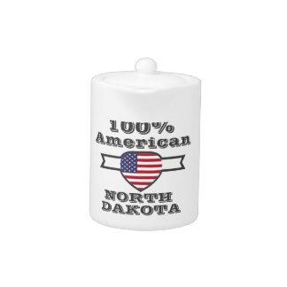 100% American, North Dakota