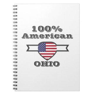 100% American, Ohio Notebooks