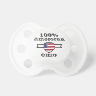 100% American, Ohio Pacifier