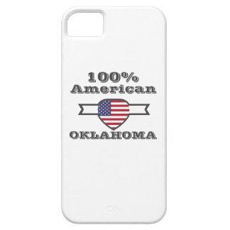 100% American, Oklahoma iPhone 5 Case