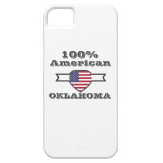 100% American, Oklahoma iPhone 5 Cover