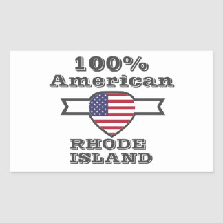 100% American, Rhode Island