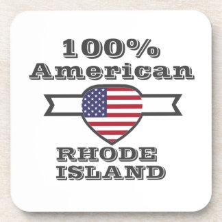 100% American, Rhode Island Coaster