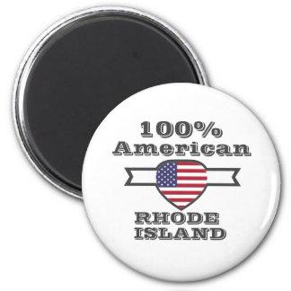 100% American, Rhode Island Magnet
