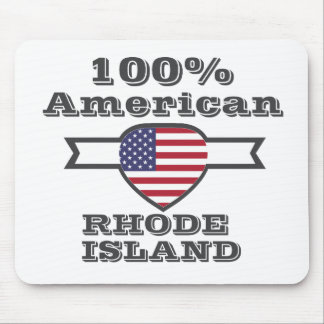 100% American, Rhode Island Mouse Pad