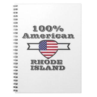 100% American, Rhode Island Notebook