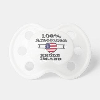 100% American, Rhode Island Pacifier