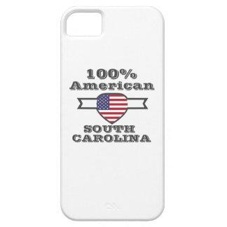 100% American, South Carolina iPhone 5 Case