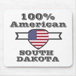 100% American, South Dakota Mouse Pad