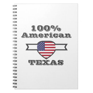 100% American, Texas Notebook