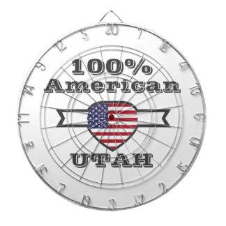 100% American, Utah Dartboard