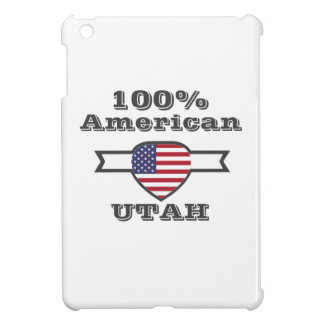 100% American, Utah iPad Mini Case