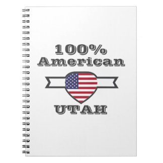 100% American, Utah Notebook