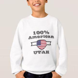 100% American, Utah Sweatshirt